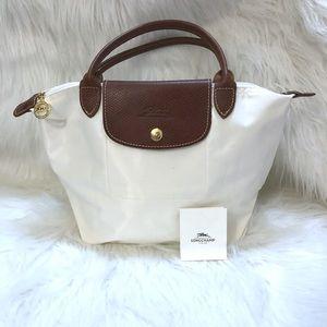 """Longchamp les pliages type """"s"""" tote bag"""